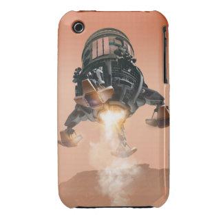 Space Shuttle Landing 5 iPhone 3 Case