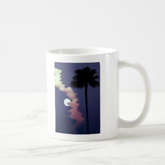space shuttle launch coffee mug