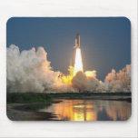 Space Shuttle Launch Mousepad NASA