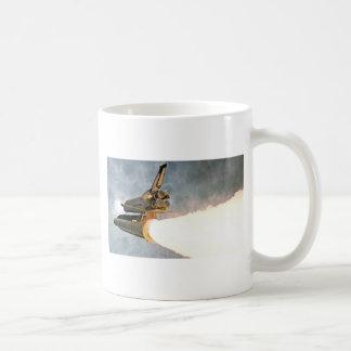 Space Shuttle launch Mugs