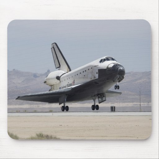 Space Shuttle Mouse Mat