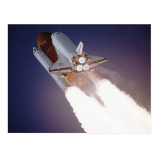 Space Shuttle Postcard