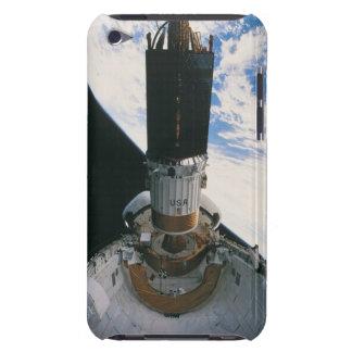 Space Shuttle Releasing Satellite iPod Case-Mate Case