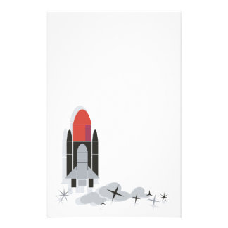 Space Shuttle Stationery