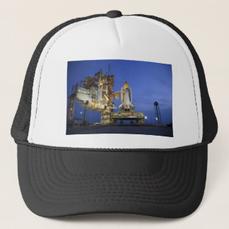 SPACE SHUTTLE TRUCKER HAT