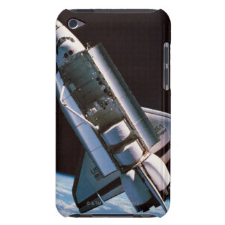 Space Shuttle with Open Cargo Bay iPod Touch Covers