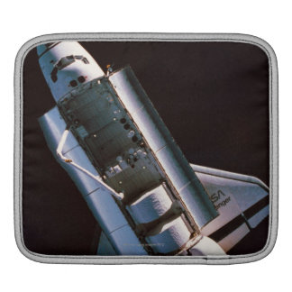 Space Shuttle with Open Cargo Bay Sleeve For iPads