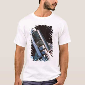Space Shuttle with Open Cargo Bay T-Shirt