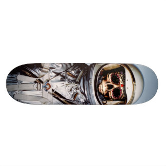 Space Skate 18.1 Cm Old School Skateboard Deck