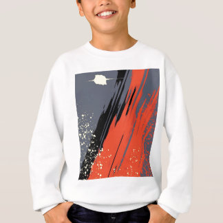 Space Splash Sweatshirt