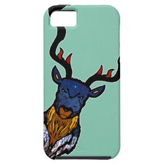 Space Stag iPhone 5 Cover