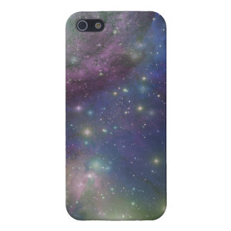 Space, stars, galaxies and nebulas cover for iPhone 5/5S
