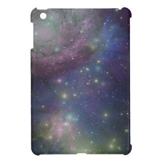 Space, stars, galaxies and nebulas cover for the iPad mini
