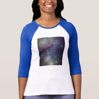 Space, stars, galaxies and nebulas T-Shirt