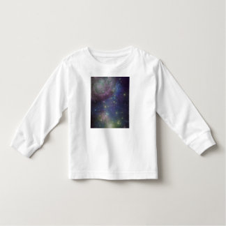 Space, stars, galaxies and nebulas toddler T-Shirt