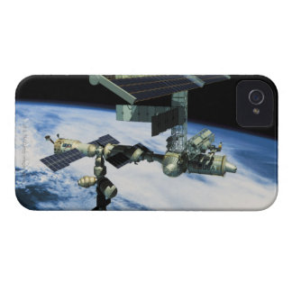Space Station in Orbit 10 iPhone 4 Covers