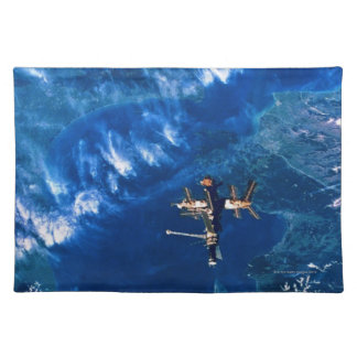 Space Station in Orbit 2 Placemat