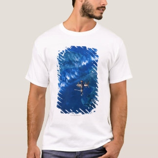 Space Station in Orbit 2 T-Shirt
