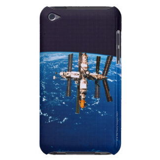 Space Station in Orbit 5 iPod Touch Cases
