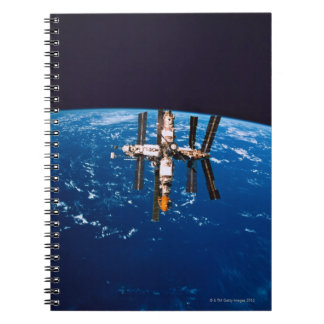 Space Station in Orbit 5 Notebooks