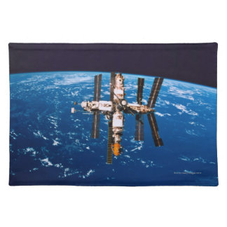 Space Station in Orbit 5 Placemat