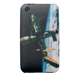 Space Station in Orbit 6 iPhone 3 Cases