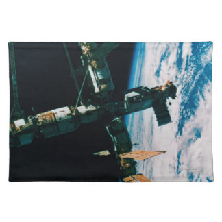Space Station in Orbit 6 Placemats