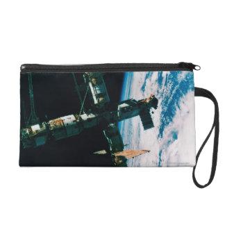 Space Station in Orbit 6 Wristlet