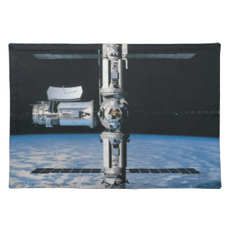 Space Station in Orbit 7 Placemat