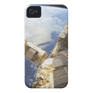 Space Station in Orbit 8 iPhone 4 Case-Mate Case