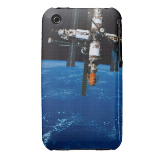 Space Station in Orbit iPhone 3 Case-Mate Case