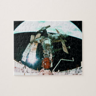 Space Station Jigsaw Puzzle