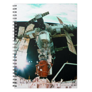 Space Station Notebook