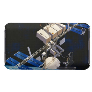 Space Station Orbiting Earth 10 iPod Touch Covers