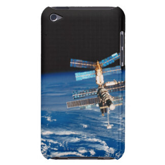 Space Station Orbiting Earth 3 iPod Touch Cover