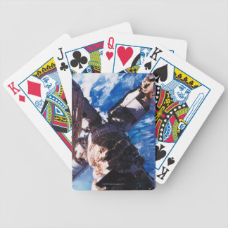 Space Station Orbiting Earth 5 Bicycle Playing Cards