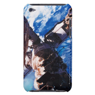 Space Station Orbiting Earth 5 iPod Case-Mate Case