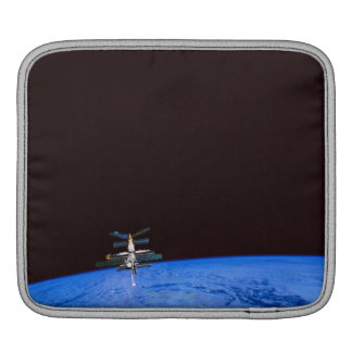 Space Station Orbiting Earth 8 Sleeves For iPads