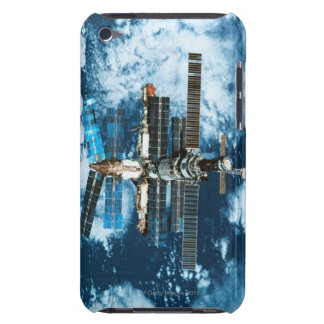 Space Station Orbiting Earth iPod Touch Cover