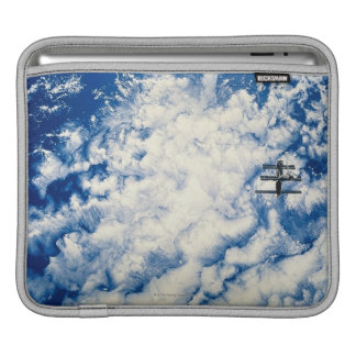 Space Station over the Pacific iPad Sleeve