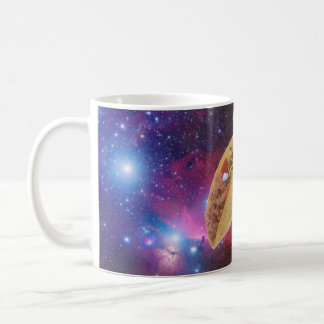 Space Taco Coffee Mug