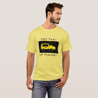 Space Taxi T-Shirt