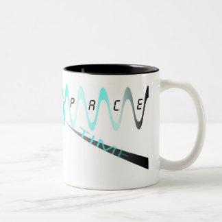 Space & Time Two-Tone Mug