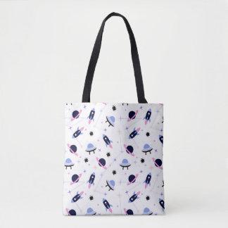 Space Tote Bag