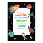 Space Travel Invitation