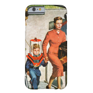 Space Traveller Barely There iPhone 6 Case