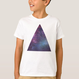 Space Triangle (Kids') T-Shirt