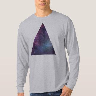 Space Triangle (Long Sleeve Tee) T-Shirt