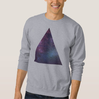 Space Triangle (Sweatshirt) Sweatshirt