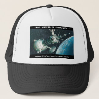 Space Trucker Hat
